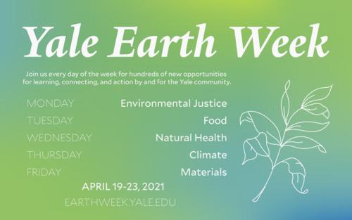 Yale Earth Week